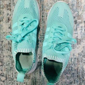 Teal Adidas